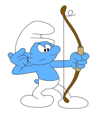 Archer Smurf (Empath stories)
