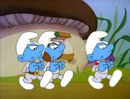 Hefty's Jogging Team