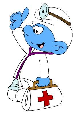 Dabbler Smurf (Empath stories)