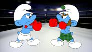 Hefty And Duncan Boxing