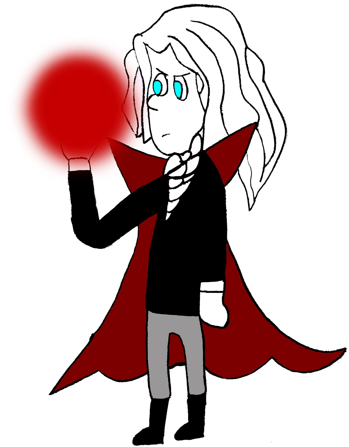 Alucard (Glovey Story)