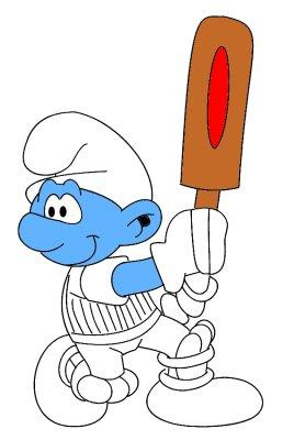 Cricket Smurf (Empath stories)