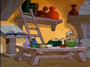 Papa Smurf's Lab.jpg