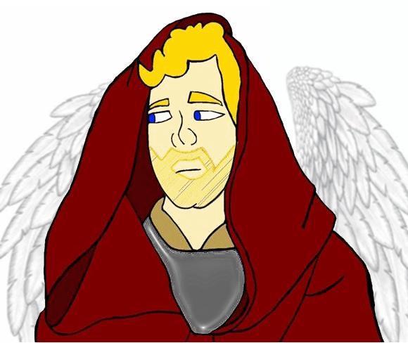 Archangel Gabriel (Glovey Story)