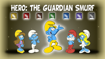 Hero the Guardian Smurf Banner 2.0.png