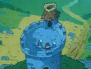 The Old Tower Loft - Smurfs
