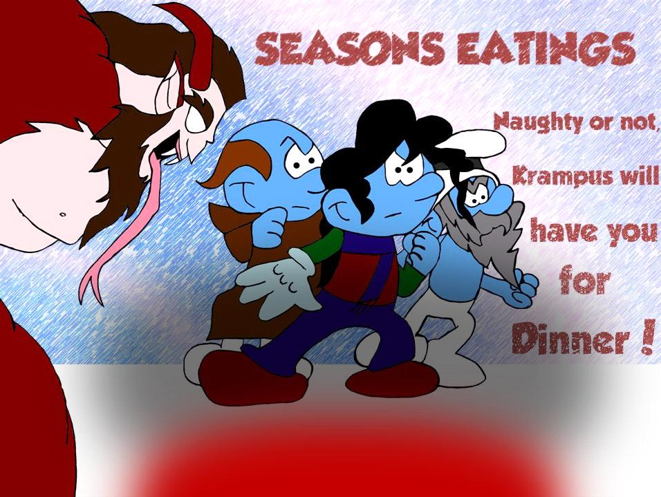 Seasons Eatings (Glovey Story)