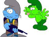 I Ain't Afraid Of No Smurfs