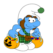 Duncan Trick Or Treating