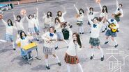 SNH48 GROUP《天晴了》MV ▎The sky is clear ▎「空が晴れた」