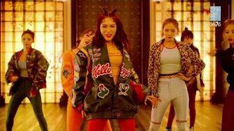 SNH48_7SENSES_TITLE《7Senses》MV_Dance_Ver.