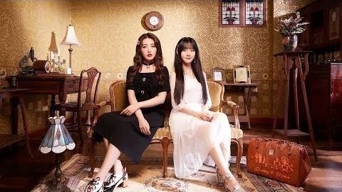 SNH48_戴萌_&_莫寒《就差一点点》MV