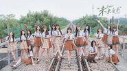 "SNH48 GROUP TOP32 ""FLY • Light Future"" MV ""The future will come"" 汇报单《未来会来》"