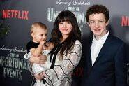 Louis, Malina, and Presley