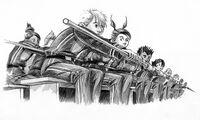 Kids-a-rowing