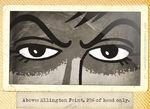 Ellington eyebrows