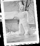 Snowmanstanding