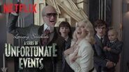 A Series of Unfortunate Events Season 2 Behind the Scenes IN and OUT Netflix