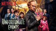 A Series of Unfortunate Events Season 3 Official Trailer HD Netflix