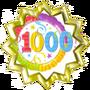 The Big 1,000!