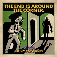 Around the corner