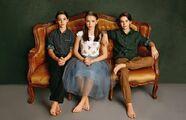 Inlovemag quagmire triplets