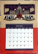 Inkinc calendar