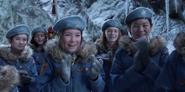 Snowscouts clap