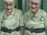 White-Faced Women