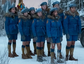 Scouts (Netflix)