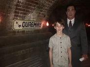 Quagmiretunnel bts