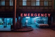 Heimlich Hospital Exterior