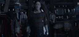 The Bald Man in Olaf's tower room