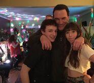 Louispatrickmalina wrap party