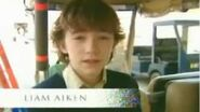 Liam Aiken Behind the Scenes of Lemony Snicket (2004)-0