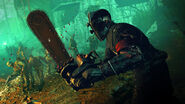 Zombie Elite - Chainsaw