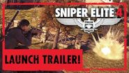 """Sniper Elite 4 - """"Timing is Everything"""" Launch Trailer"""
