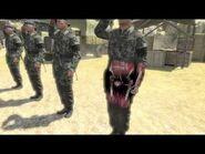 Sniper Elite 3 - one shot can..