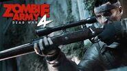Zombie Army 4 Dead War - Cinematic Reveal Trailer E3 2019