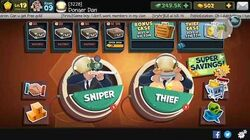 Snipers vs Thieves MILLENIAL MASK gameplay w Moonwalk taunt
