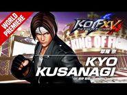 KOF XV|KYO KUSANAGI|Character Trailer -6 (4K)【TEAM SACRED TREASURES】-2
