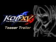 KOF XV|Teaser Trailer (short ver