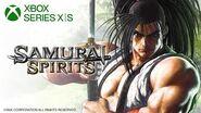 SAMURAI SHODOWN - Xbox Series X S Trailer