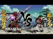 SHIRO TOKISADA AMAKUSA|Gameplay -3 【AMAKUSA vs