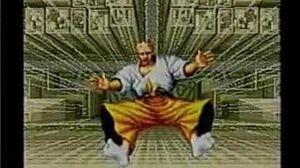 餓狼伝説(NEOGEO版) CM(1991年)