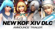 KOF XIV – NEW DLC Trailer