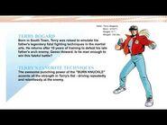 Fatal Fury - Terry Bogard (Profile)