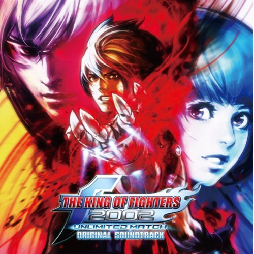 The King of Fighters 2002: Unlimited Match/Banda sonora
