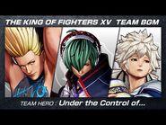 KOF XV|BGM|TEAM HERO