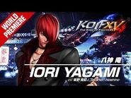KOF XV|IORI YAGAMI|Character Trailer -4 (4K)【TEAM SACRED TREASURES】-2